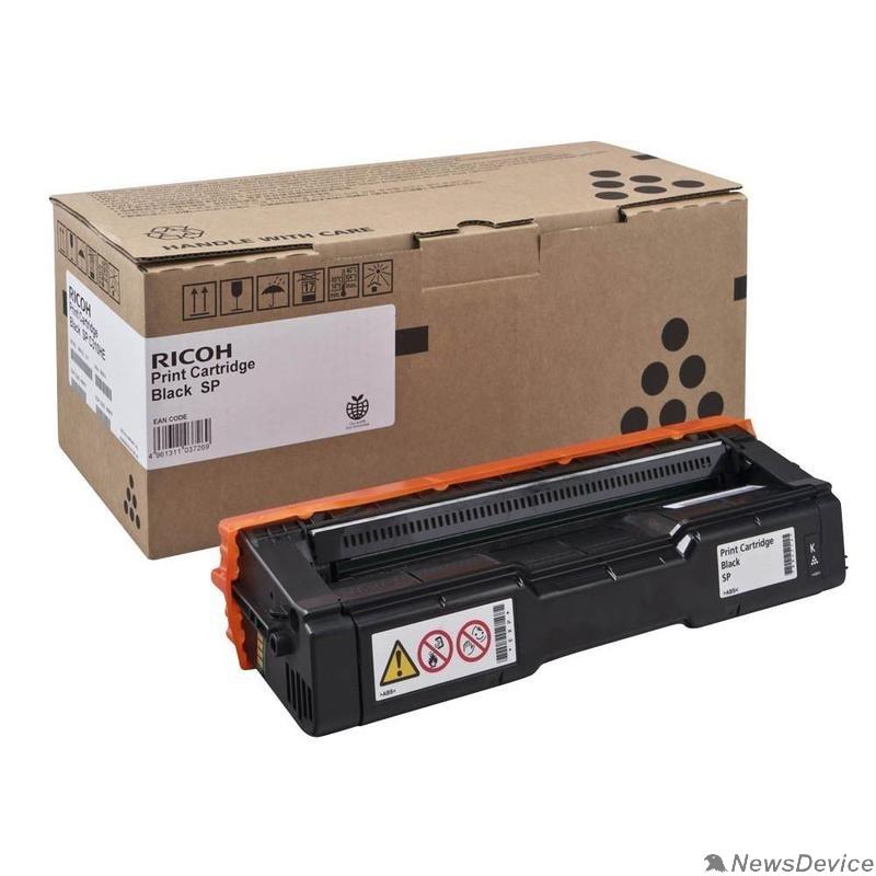 Расходные материалы Ricoh 408184 Принт-картридж SP C360HE черный SP C360DNw/SP C360SNw/SP C360SFNw/SP C361SFNw, (7000 страниц)(408184)