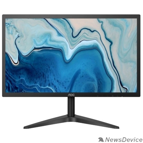 """Монитор LCD AOC 23.6"""" 24B1H черный MVA 1920x1080 5ms 178/178 250cd 50M:1 HDMI D-Sub AudioOut"""