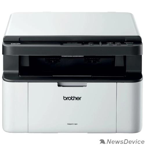 Принтер Brother DCP-1510R МФУ, A4, 16Мб, 20стр/мин, GDI, USB, лоток 150л, старт.картридж 700стр (DCP1510R1)