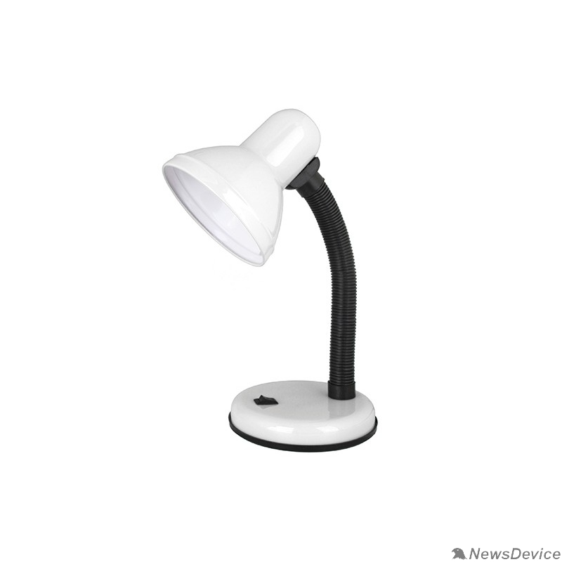 Ultraflash Настольные светильники Ultraflash UF-301 С01 белый (Светильник настольный,230V 60W)