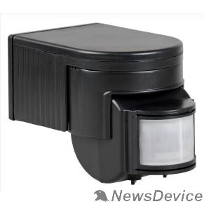 датчик движения Iek LDD10-012-1100-002 Датчик движения ДД 012 черный, макс. нагрузка 1100Вт, угол обзора 180град., дальность 12м, IP44, ИЭК