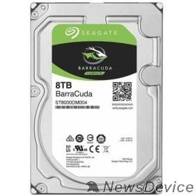 Жесткий диск 8TB Seagate BarraCuda (ST8000DM004) Serial ATA III, 5400 rpm, 256mb buffer