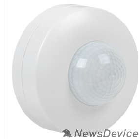 датчик движения Iek LDD11-027-1200-001 Датчик движения ДД 027 белый 1200Вт 360гр 12м IP20 IEK