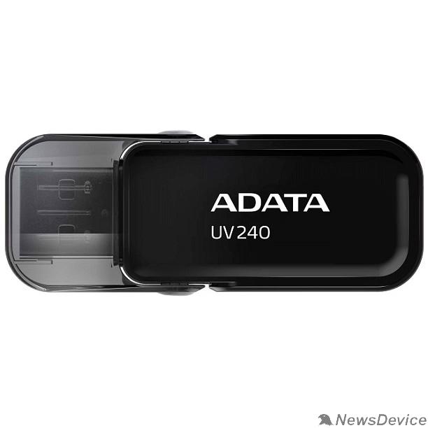 Носитель информации A-DATA Flash Drive 32Gb UV240 AUV240-32G-RBK USB2.0, Black