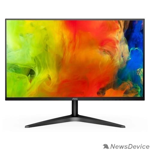 """Монитор LCD AOC 27"""" 27B1H черный  IPS 1920x1080 5ms 178°/178° 250 cd/m  1000:1 (DCR 50M:1) D-Sub HDMI AudioOut"""