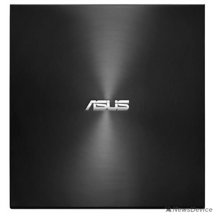 Устройство чтения-записи Asus SDRW-08U7M-U/BLK/G/AS черный USB ultra slim внешний RTL