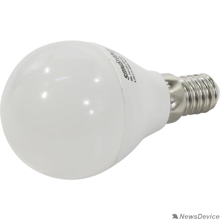 Вспомогательные элементы и аксессуары Smartbuy SBL-P45-8_5-30K-E14-3 набор из 3-х Светодиодных (LED) Ламп шар P45-8,5W/3000/E14