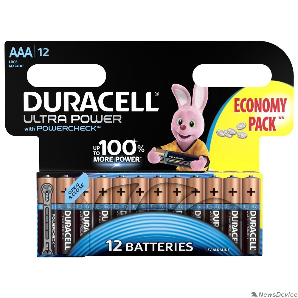 Батарейка DURACELL LR03-12BL Ultra Power (12 шт. в уп-ке)