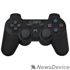 Геймпад CBR CBG 930 Игровой манипулятор для PS3, беспроводной, 2 вибро мотора, Bluetooth