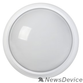 IEK Светильники ЖКХ Iek LDPO0-5030-12-4000-K01 Светильник LED ДПО 5030 12Вт 4000K IP65 круг белый