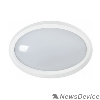 IEK Светильники ЖКХ Iek LDPO0-5020-08-4000-K01 Светильник LED ДПО 5020 8Вт 4000K IP65 овал белый