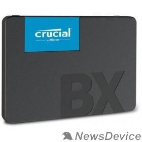 накопитель Crucial SSD BX500 240GB CT240BX500SSD1 SATA3