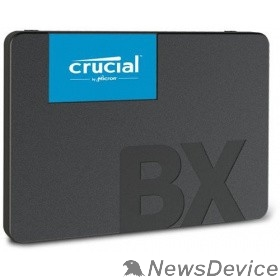 накопитель Crucial SSD BX500 480GB CT480BX500SSD1 SATA3
