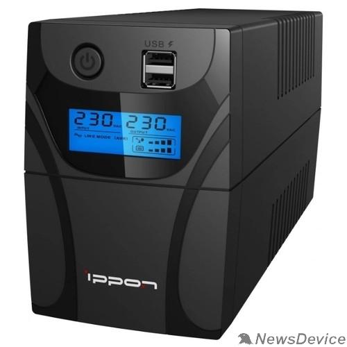 ИБП Ippon Back Power Pro II Euro 850 1005575