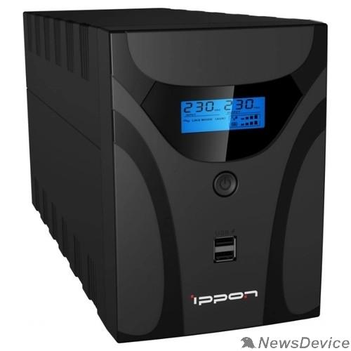 ИБП Ippon Smart Power Pro II Euro 1200 1029740
