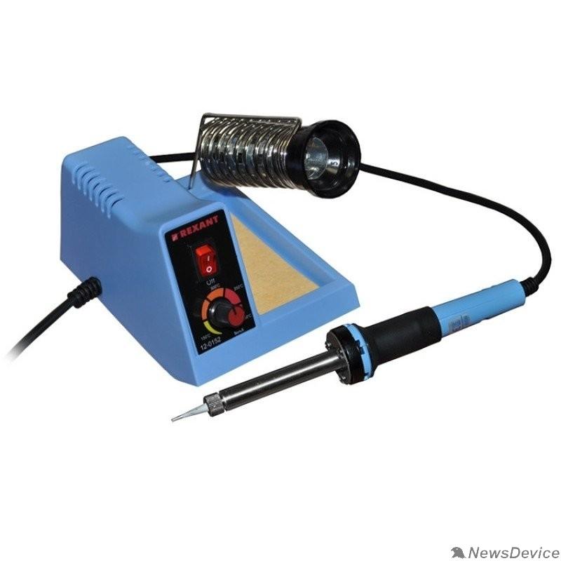 Паяльные лампы (Автомобильные) REXANT (12-0152) Паяльная станция  (160-500°С)  220V/48 Вт
