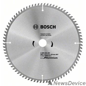 Bosch BOSCH 2608644397 Пильный диск ECO ALU/Multi 305x30-80T