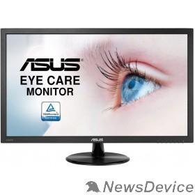 "Монитор ASUS LCD 23.6"" VP247HAE черный VA LED 1920x1080 75Hz 8bit(6bit+FRC) 5ms 16:9 250cd 3000:1 178/178 D-Sub HDMI1.4 VESA 90LM01L0-B05170"