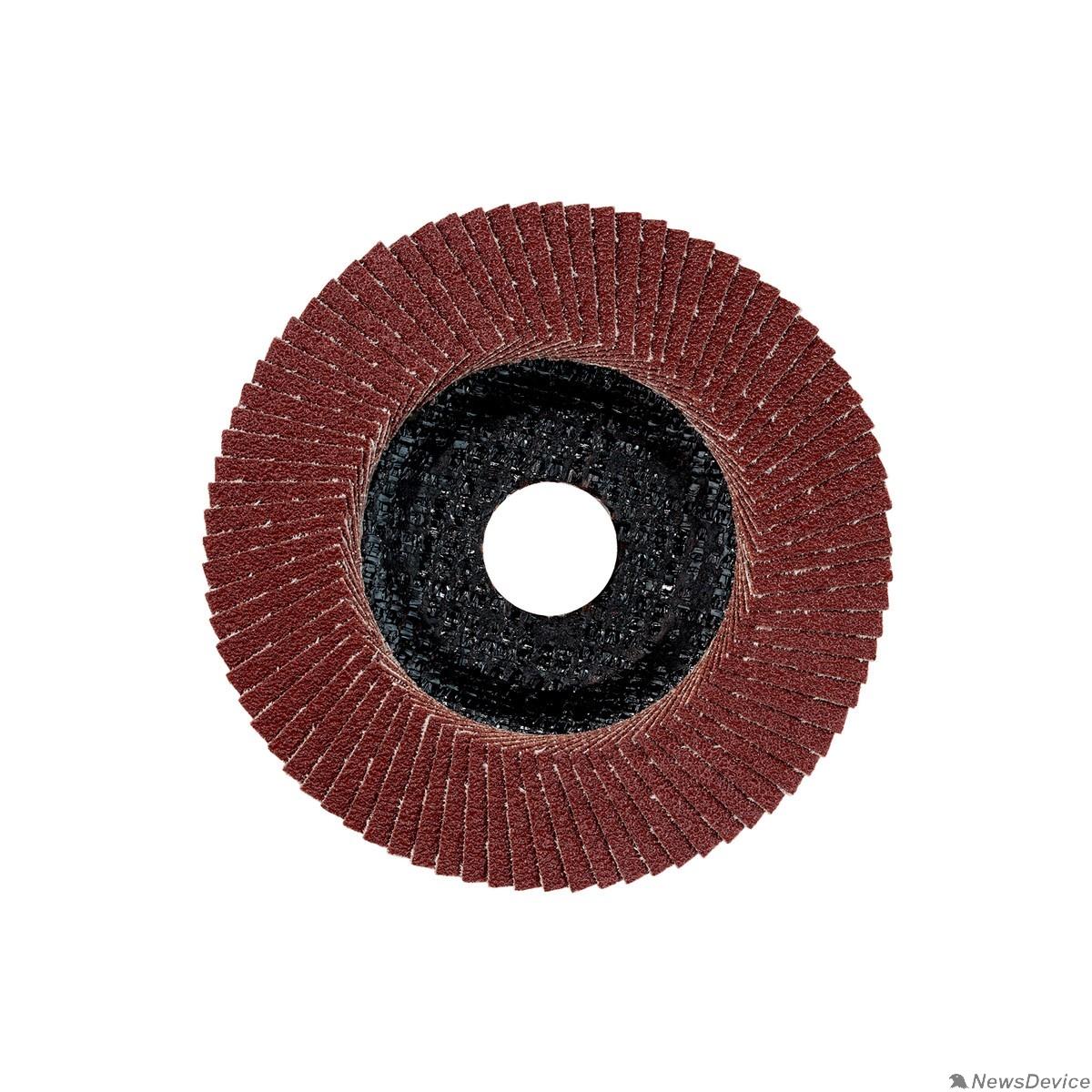 Диски отрезные, пильные, шлифовальные Круг шл.ламельный 125х22.5 Р120 наклонный 624398000