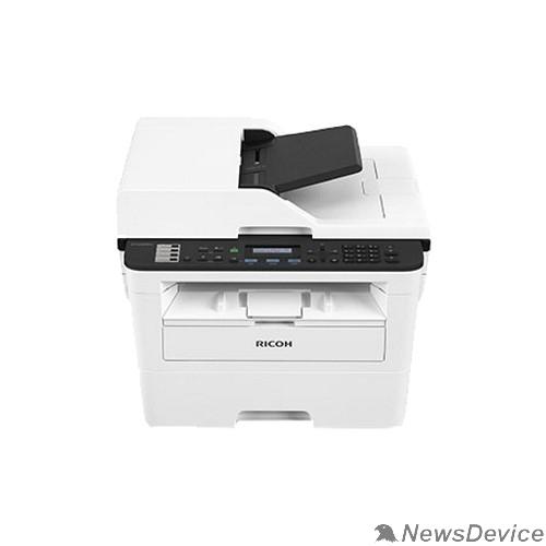 Принтер Ricoh SP 230SFNw МФУ, A4, 256Мб, 30стр/мин, GDI, дуплекс, ADF50, факс, LCD-экран, LAN, WiFi, старт.картр.700стр (408293)