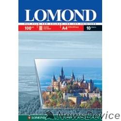 Бумага LOMOND 0708411 A4 пленка прозрачная односторонняя, 100мкр  (10 листов)