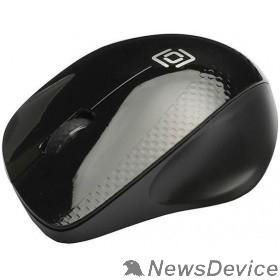 Мышь Oklick 695MW черный оптическая (1000dpi) беспроводная USB (3but) 1061633