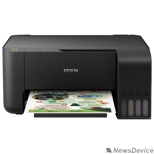 Принтер Epson L3100 (C11CG88401)  А4, 33 стр/мин, СНПЧ, USB