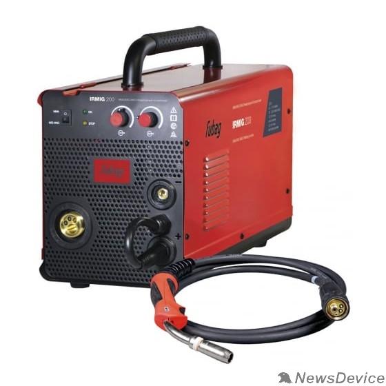Сварочное оборудование, Инверторы FUBAG Сварочный полуавтомат_инвертор IRMIG 200 (38609) + горелка FB 250_3 м (38443) 31 433.1