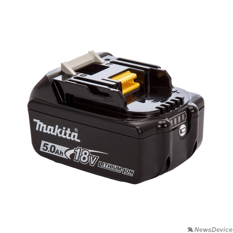 Батареи аккумуляторные и Зарядные устройства Makita Аккумулятор тип BL1850, 18В,5Ач Li-ion,кор 197280-8