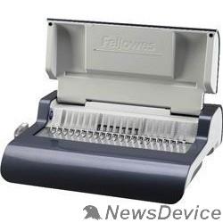 Брошюратор Fellowes Переплетчик QUASAR-E FS-5620901 перфорирует до 20 листов, сшивает - 500 л.
