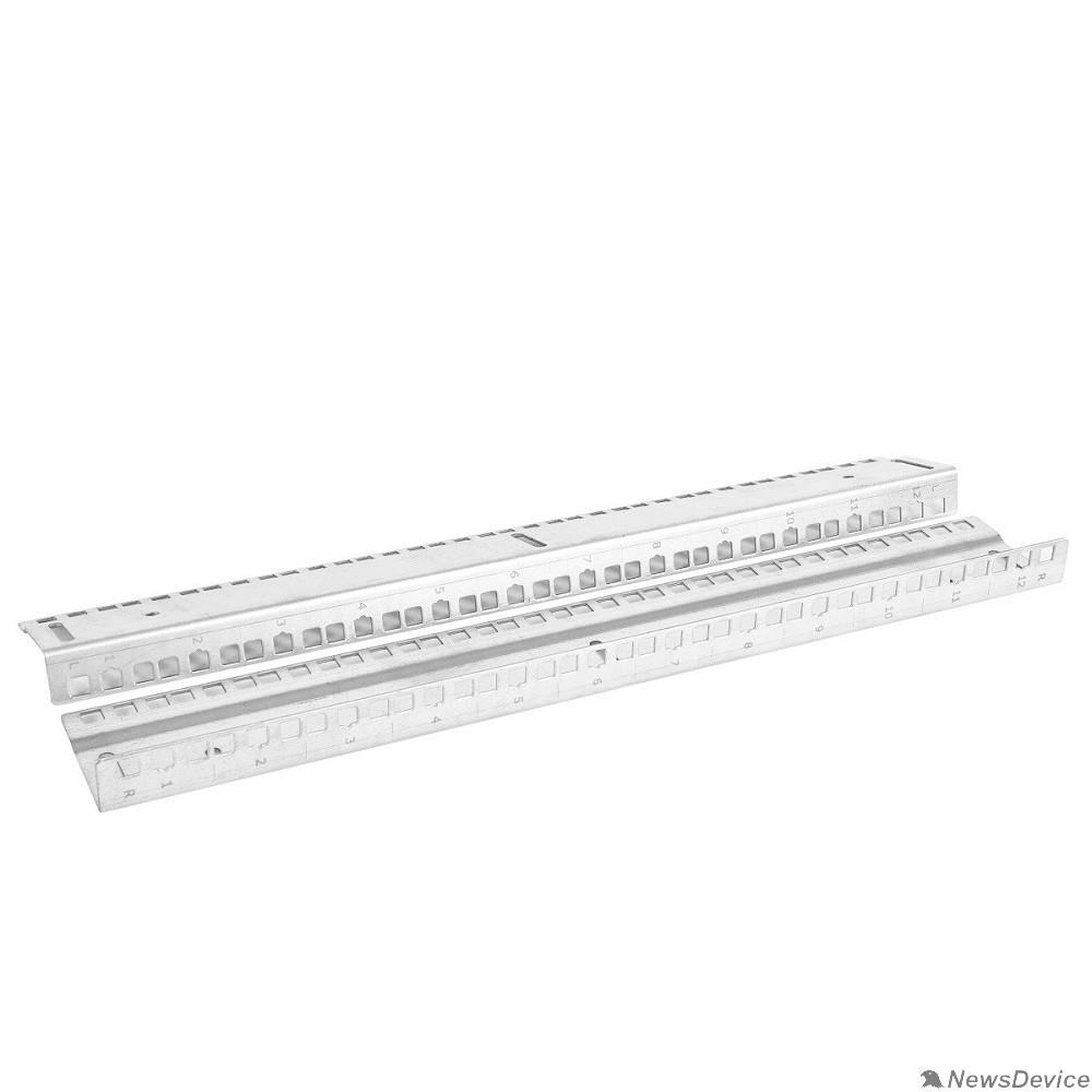 Аксессуар ЦМО Комплект юнитовых направляющих (2 шт) для шкафов серии ШТВ-1/2 высотой 24U