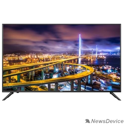 Телевизор Mystery MTV-4333LTA2 черный 1920x1080, DVB-C, DVB-T, DVB-T2, Слот CI/PCMCIA, Яркость 300 Кд/м?, Контрастность 1200:1, Угол обзора 178*178, Телетекст, 3 HDMI, 2 USB