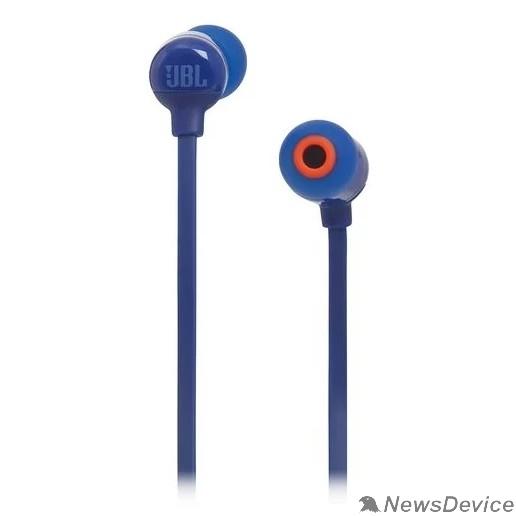 Наушники JBL T110BT BLU синий беспроводные bluetooth