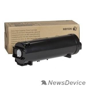 Расходные материалы Xerox 106R03945 Тонер-картридж экстра-повышенной ёмкости для VL B600/B605/B610/B615, 46 700 страниц