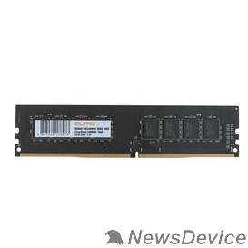 Модуль памяти QUMO DDR4 DIMM 16GB QUM4U-16G2400P16 PC4-19200, 2400MHz