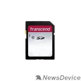 Карта памяти  SecureDigital 8Gb Transcend TS8GSDC300S SDHC Class 10, UHS-I