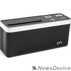 Колонки DM0019BK Speaker беспроводная DA DM0019BK Bluetooth 4.2 Bluetooth speaker, 6w, черный
