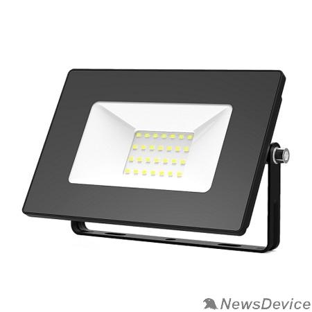 GAUSS Прожекторы светодиодные GAUSS 613527130 Прожектор светодиодный LED 30W 2000lm IP65 3000К черный 1/60