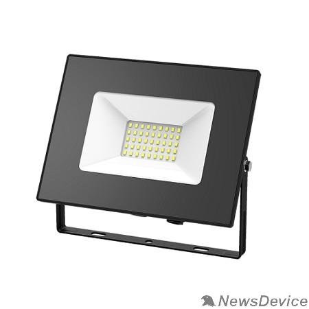 GAUSS Прожекторы светодиодные GAUSS 613527170 Прожектор светодиодный LED 70W 4450lm IP65 3000К черный 1/24