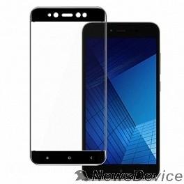 Защитная пленка Perfeo защитное стекло Xiaomi Redmi 5 черный 2.5D Full Screen Corning Full Glue (PF_A4178)