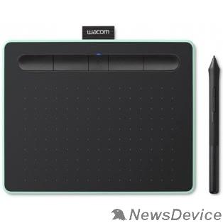 Графический планшет Графический планшет Wacom Intuos S Bluetooth Pistachio фисташковый CTL-4100WLE-N