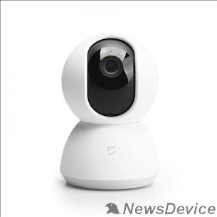 камеры Xiaomi Mi Home Security Camera 360° 1080P QDJ4058GL Поворотная IP-Камера