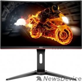 "Монитор LCD AOC 24"" C24G1 Black-Red VA изогнутый LED 1920x1080 1ms 144Hz 16:9 178°/178° 250cd HDMI DisplayPort"
