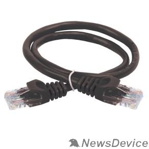 Патч-корды, Патч-панели ITK PC09-C5EU-2M Коммутационный шнур (патч-корд), кат.5Е UTP, 2м, черный