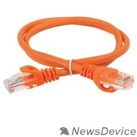 Патч-корды, Патч-панели ITK PC07-C5EU-5M Коммутационный шнур (патч-корд), кат.5Е UTP, 5м, оранжевый