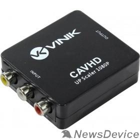 Разветвитель VCOM DD497 Конвертер AV => HDMI