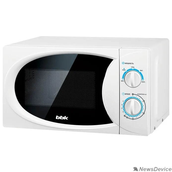 Микроволновые печи BBK BBK 20MWS-710M/W Микроволновая печь, 20 л.