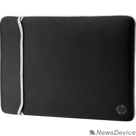 Опция для ноутбука HP 2UF61AA Чехол 14'  Blk/Slv Chroma Sleeve