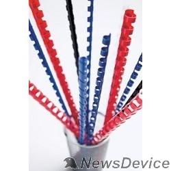 Расходные материалы Fellowes Пружина пластиковая FS-53461 (10 мм, черный, 100 шт.)