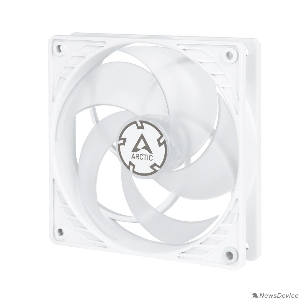 Вентилятор Case fan ARCTIC P12 PWM PST (white/transparent)- retail (ACFAN00132A)